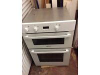Double electric oven, like new, could deliver