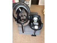 BeSafe izi Go x1 Baby Car Seat & Isofix Base