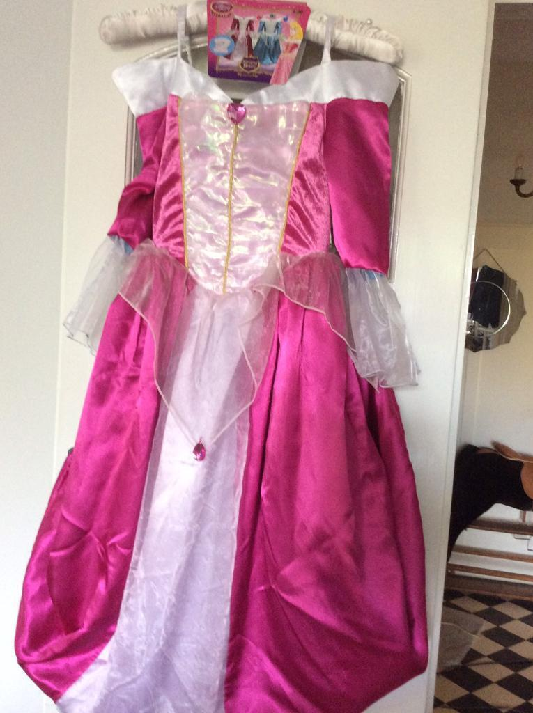 Beautiful Sleeping Beauty Reversible Gown