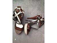 Brand new Carvela high heel shoes size 39