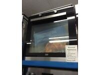 Beko intergrated built in single oven £169 new/graded 12 month Gtee