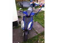 125cc moped SWAPS