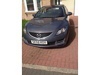 PRICE REDUCED!!! 2008 reg Mazda Mazda 6 2.0, Automatic, Low millage -34700