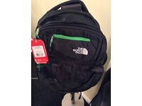 "North Face laptop Rucksack 15"" Brand new with labels on still"