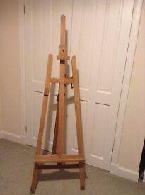 Artist's adjustable Mabef Easel