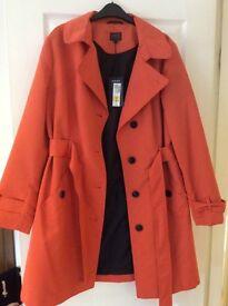 Trench coat M&S never been worn