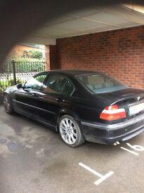 BMW 330d sport automatic 140000 mileage