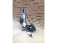 "Submersible pump Nocchi Biox 2"" Stainless Steel Submersible Pump"