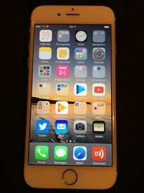 Apple iPhone 6 Gold 16gb Unlocked