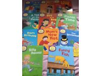 Phonic Biff and Chip Reading books, activity books Letterland and rescources Mainly New Up to Year 2