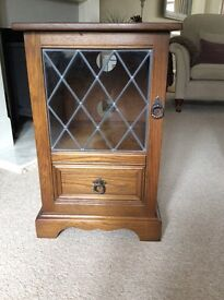 Traditional stereo cupboard