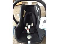 MAXI-COSI Baby Car Seat.