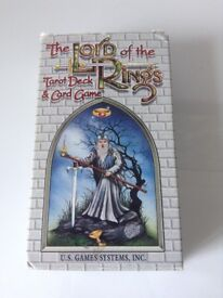 Lord of the ring Tarot Cards