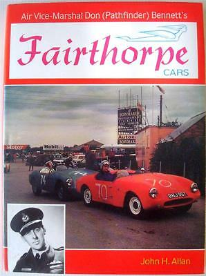FAIRTHORPE CARS JOHN H ALLAN CAR BOOK LIMITED EDITION SIGNED