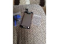 iPhone 6 screen & tools & screws