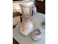 Blender, Moulinex Optiblend 2000, with coffee grinder.