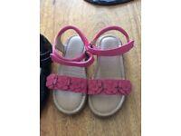 Girls shoes 7 8 9