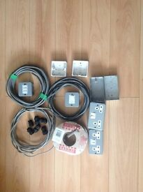 Flectrical cable and sockets for sale