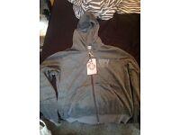 Grey Medium women's juicy coutour tracksuit