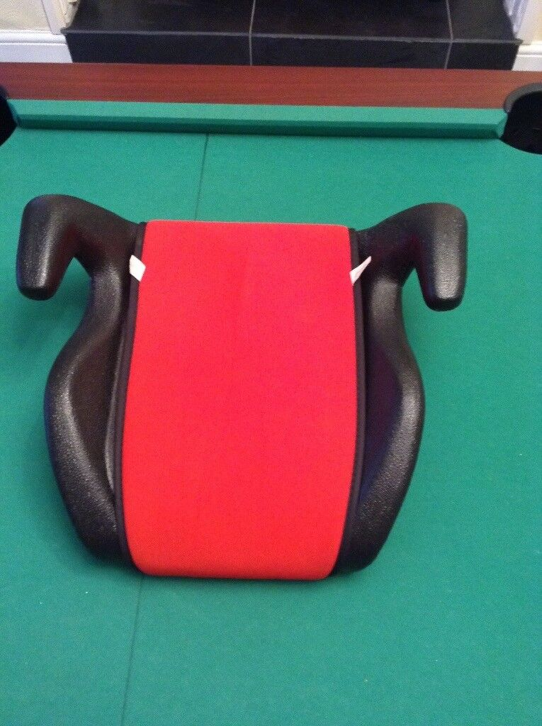 Booster seat for car, suits 15-36 kgs