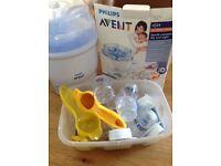 Avent baby steriliser