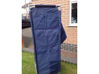 Camping cupboard/wardrobe
