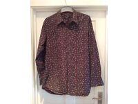 "13 L & XL men's shirts 17.5"" collar - bundle £10"