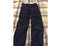 Motorcycle trousers (new without tags)