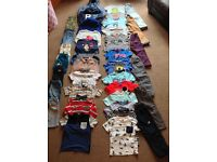 MASSIVE BOYS CLOTHES BUNDLE AGE 4-5 ***IMMACULATE CONDITION***