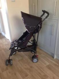 Mothercare Nanu baby stroller in good condition.