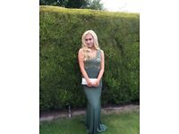 Prom/evening dress for sale - off the peg