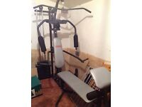York multi gym for sale.