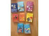 David Walliams - Collection of 8 books only £12! Inc grandpas great escape, gangsta granny and more