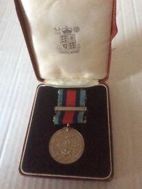 Normandy landings medal