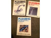 Plumbing and Mechanical Services books 1-3