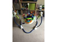 Fisher-price ocean wonders jumperoo baby bouncer