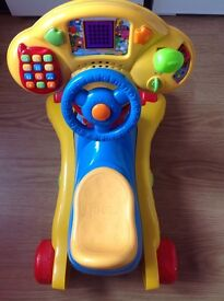 Fab Vtech Grow and Go Ride 6-36 months