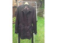 Coat full length