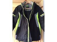 BOYS LINED JACKET 14 /15 years