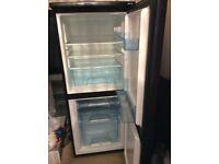 Lec black small frigde freezer