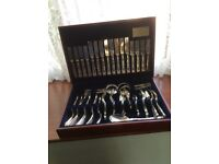 Viners cutlery set