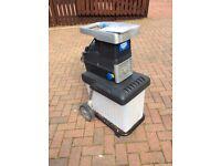 MAC Allister 2800 Watt garden shredder