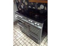 Electric Cooker (Length 100cm, Ceramic Top)