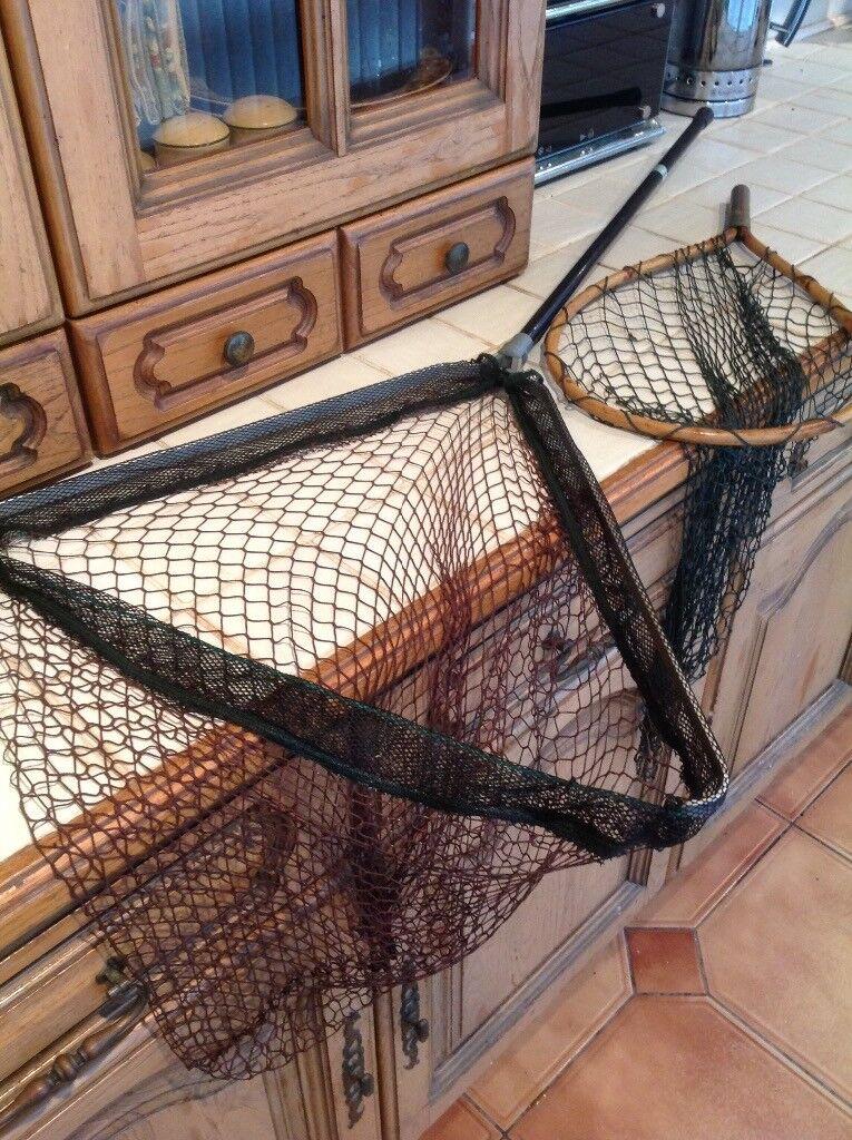 Anglers' Fishing Nets