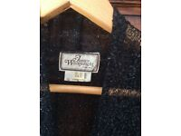 A Janice Wainwright Vintage Retro Evenng Dress