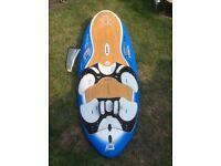 Starboard Carve 144 Wood windsurf board beginner/intermediate