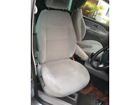 7 seats from ford galxay ghia 2004