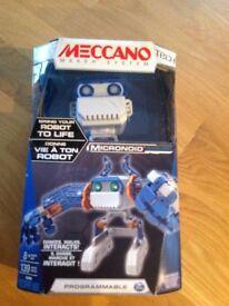 Meccano micronoid-basher