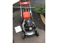 Efco self propelled petrol lawnmower, fully working, vgc - West Kirby, Wirral