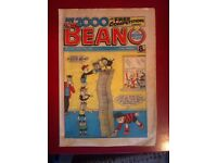 THE BEANO Comic - Issue No 2000 - Date 15/11/1980 - Year 1980